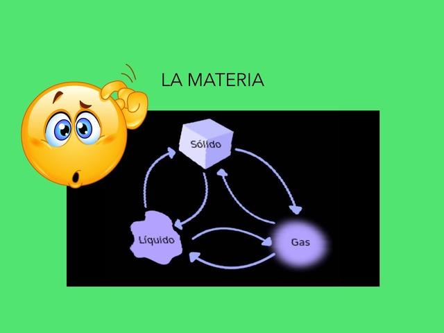 La Materia by Javier Lázaro Carrasco