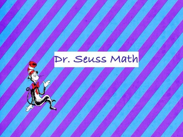 Dr. Seuss Math by Jennifer Cunningham