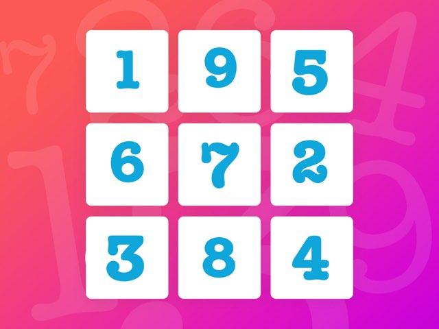 Numbers by Konstantin Atanasov