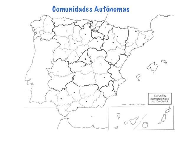 Juego Provincias 2º Primaria kike by Laura Mañueco