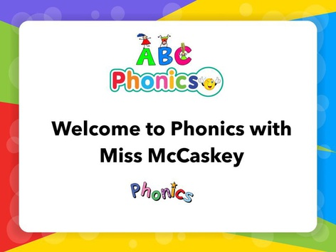 Mansour English Lesson 1 Phonics Game by Katie McCaskey