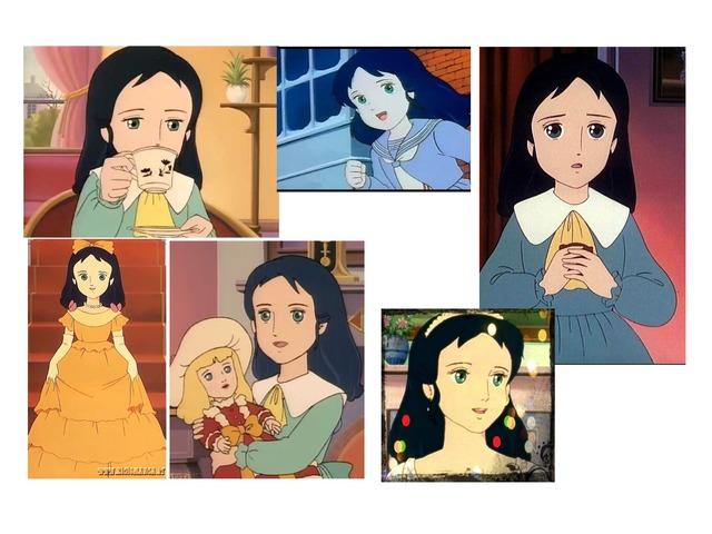 Princesse Sarah by Lin