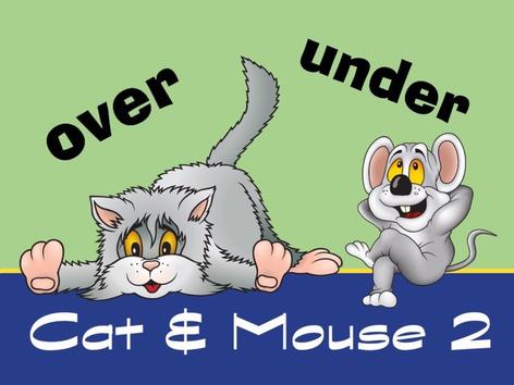 Cat & Mouse 2 - Prepositions (EN UK) by Cici Lampe