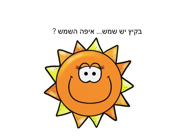 קיץ by Adi Avraham