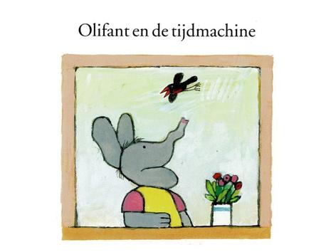Olifant en de tijdmachine by Janine