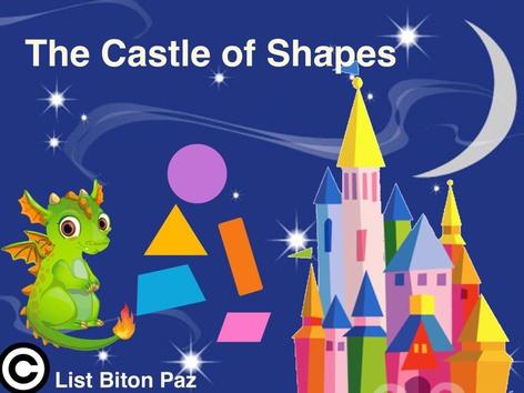 The Castle Of Shapes by Liat Bitton-Paz