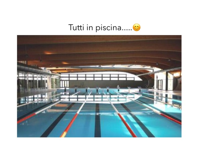 Tutti In Piscina by Debora Ruggeri