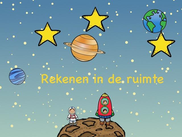 Rekenen in de ruimte by Esther Behage-Janssen