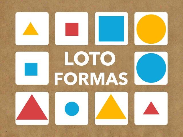 Bingo De Las Formas  by Hadi  Oyna