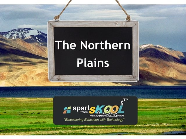 The Northern Plains  by TinyTap creator