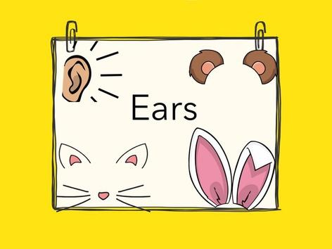 Ears by Joana Reyes