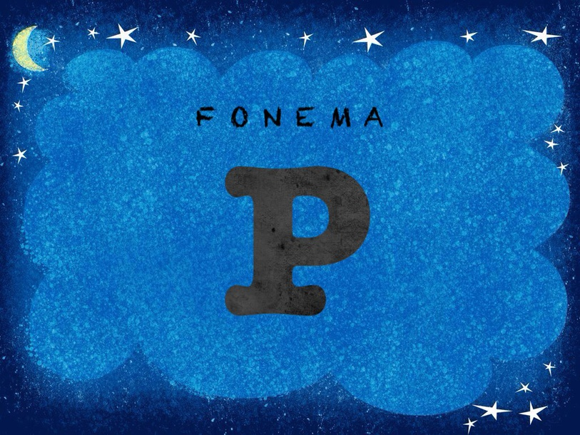 Fonema P by Renata Azeredo