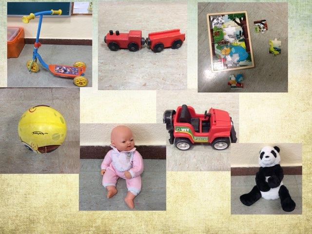 Toys 4 by Iratxe Errasti