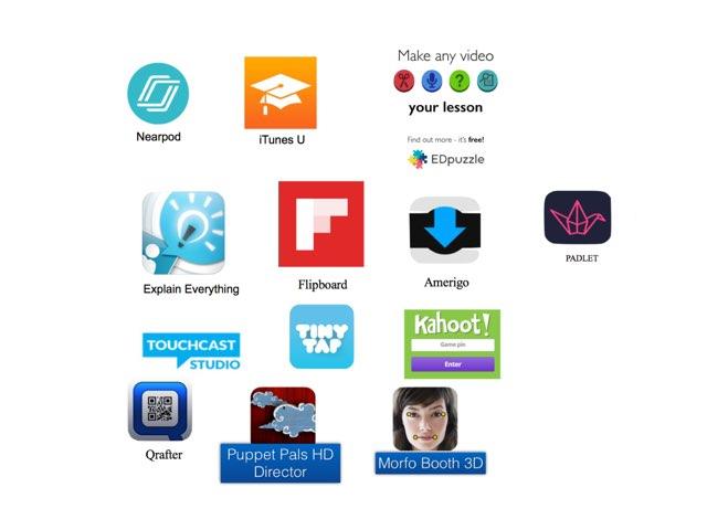 App para iPad by Ignacio Martín