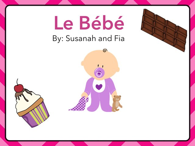 Le Bébé by French Class