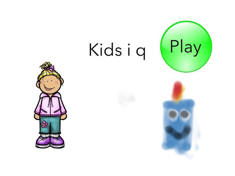 Kids i q English (uk) by