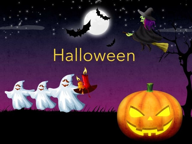 Test Halloween by mobile cn