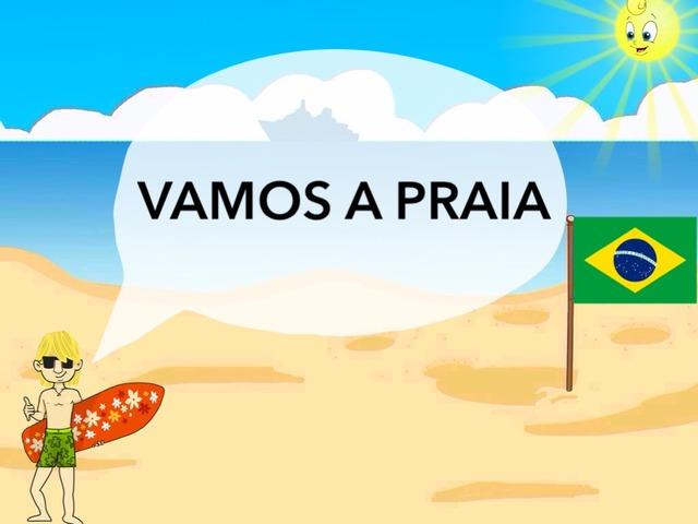 Vamos A Praia by Tobrincando Ufrj