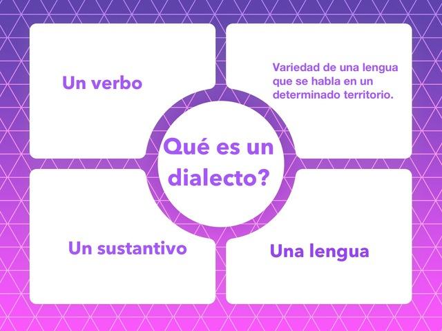 DIALECTOS ESPAÑA JUEGO by Pablo García