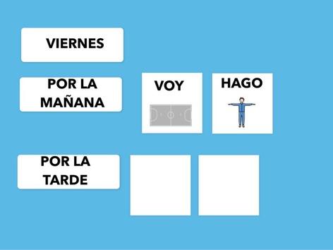 Por La Mañana Y Por La Tarde by Francisca Sánchez Martínez