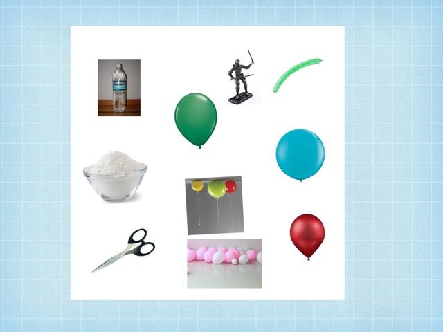 Balloons by Barbi Bujtas