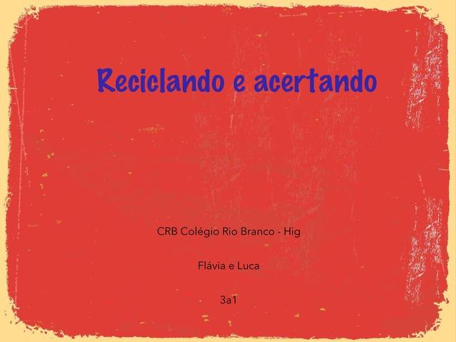 3a1 Luca E Flávia  by Laboratorio Apple CRB Higienop