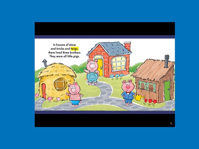 The Three Little Pigs B4 by Wirrabirra ESC