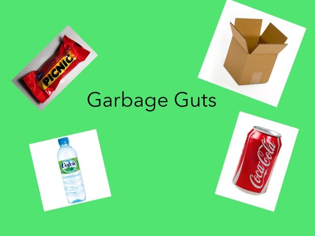 Garbage Guts Official by Kirtiq Ram