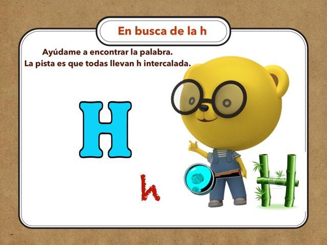 La h Intercalada by Ana Isabel CM