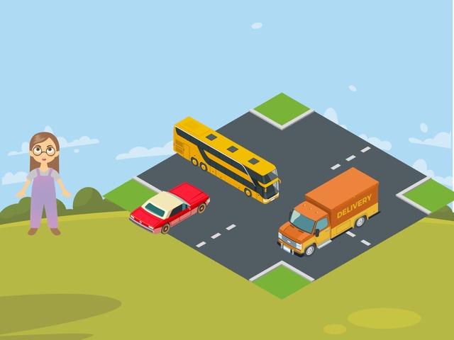 المواصلات ١ by Teacher reem