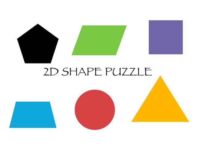 2D Shapes by Theeparajah Jennifer