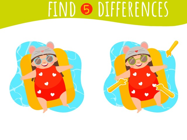 Differences - Summer Theme by Hadi  Oyna