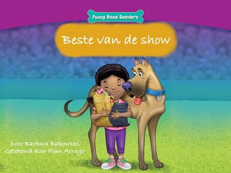 Beste Van De Show by Red Chair Press
