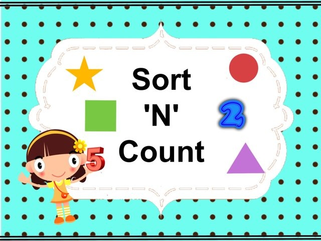 Sort-n-Count by Ellen Weber