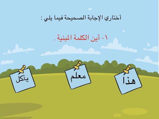 مراجعة عامة م١ by صلووح المولد