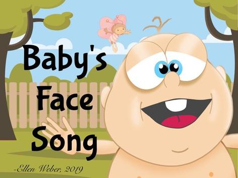 Baby's Face Song (EN UK) by Ellen Weber