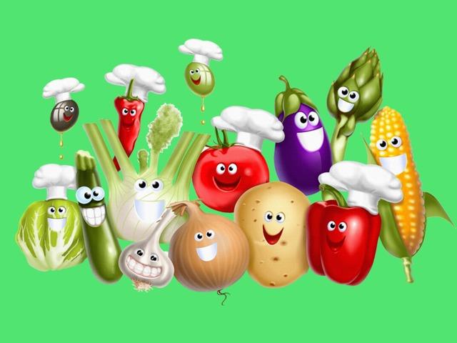 Счастливые овощи by Alex