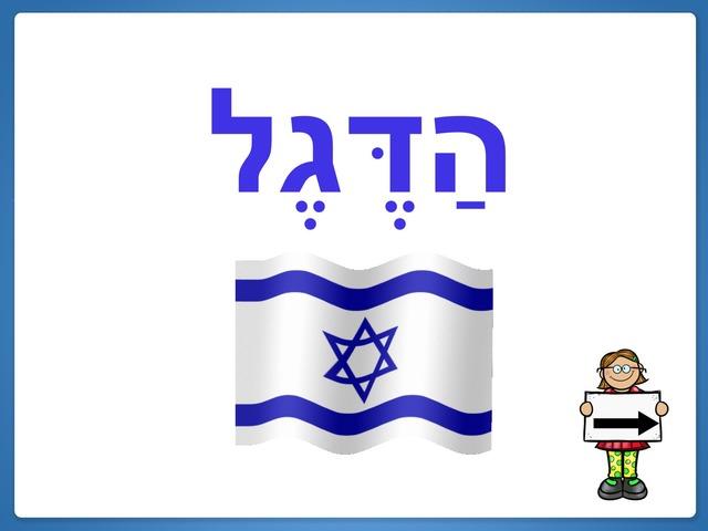 הדגל by ספיר בירנבאום