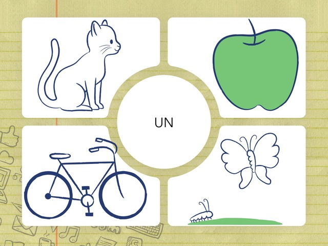 Articles Indefinits UN/UNA/UNS/UNES by Maite Marti