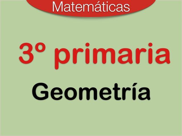 Geometría 3º de primaria by Elysia Edu