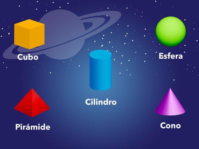 Cuerpos Geométricos  by María Jose Vintimilla