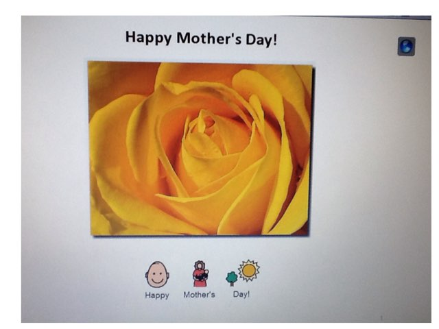 Happy Mother's Day! by Sarah Severance
