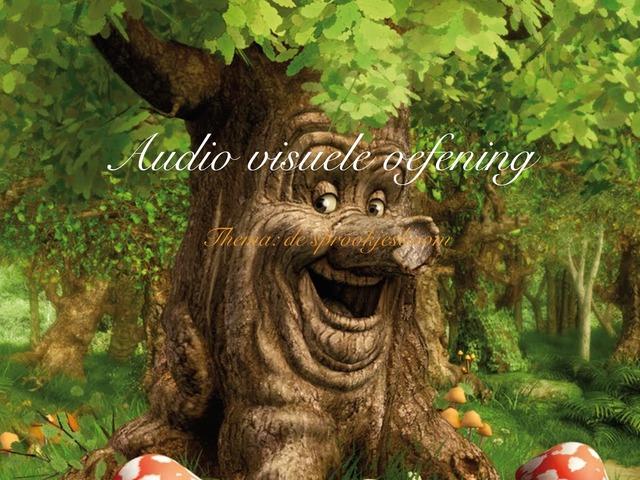 Audio visuele Oefening Sprookjes by Juf kim Giraf