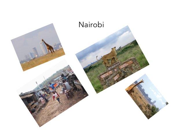 Kenya - Maggie by FarBrook School