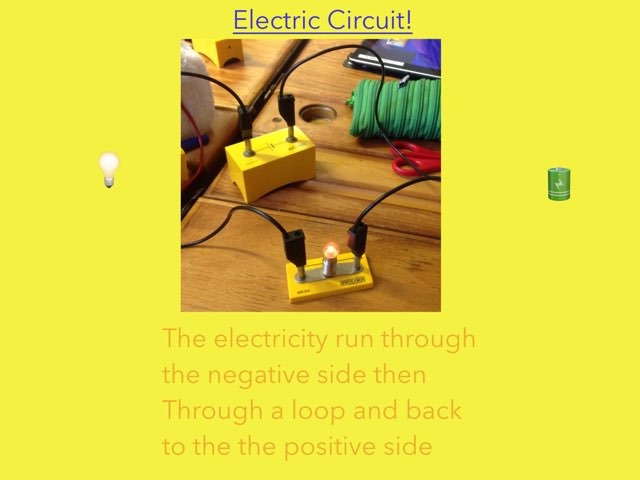 Electric Circuit  by RGS Springfield