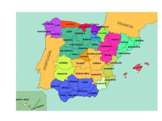 Provincias  by Alberto Llanos Del toro