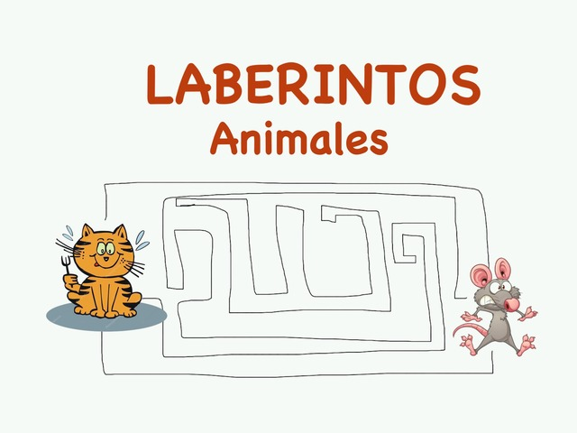 Laberintos  by Maia TinyTap