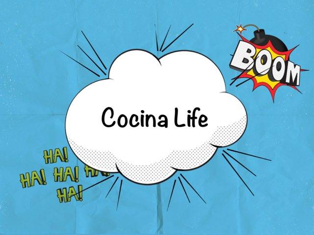 Cocina Life by Cristian Lopez Kostiouk