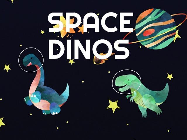 Space Dinos by Hadi  Oyna