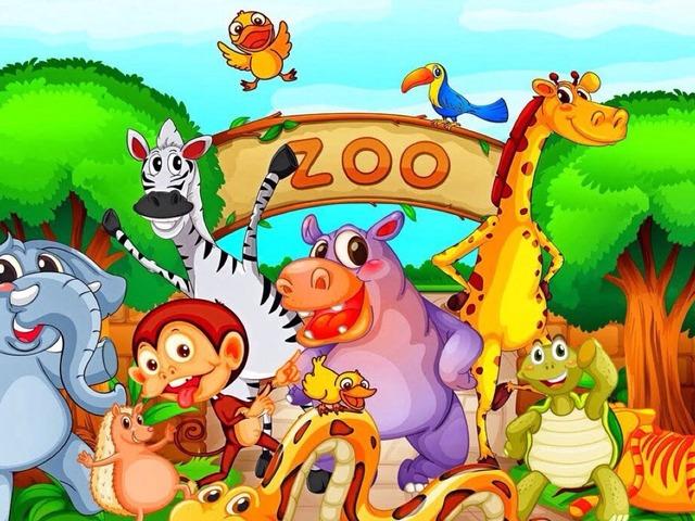 Bienvenidos Al Zoo by Natalia Santana Moreno